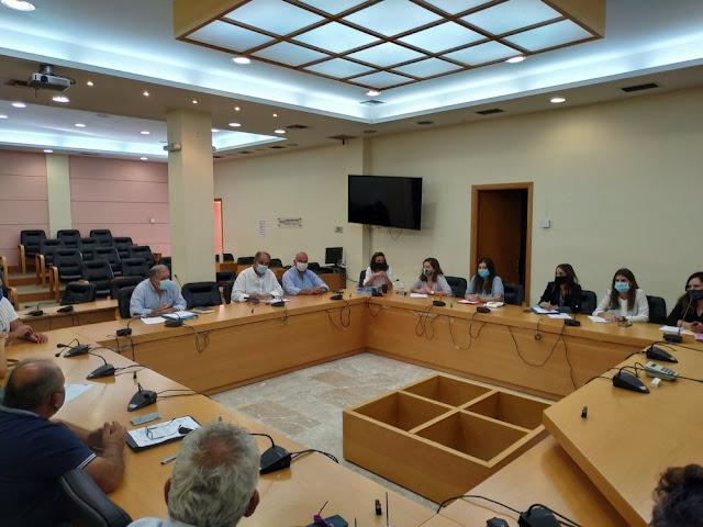 Συνεδρίασε η Επιτροπή Παρακολούθησης για το Κέντρο Κοινότητας στον Δήμο Ναυπλίου