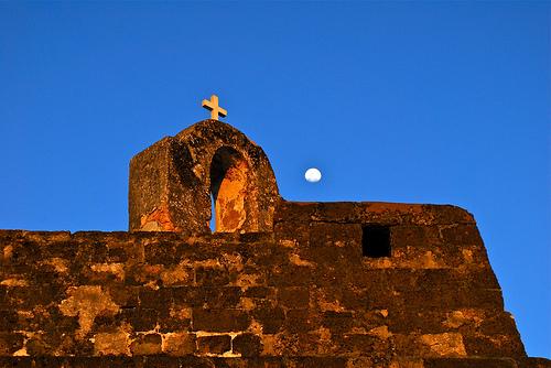 S. Sebastião fortress, Mozambique Island, Mozambique photo by F H Mira