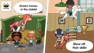 Toca Life: Stable (MOD, Full) APK Download