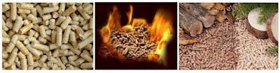 Cena lesnih peletov