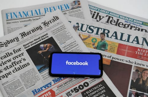 Australia requires digital platforms to pay for content