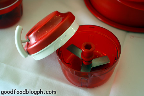 Speedy+Chopper - Kitchen Discovery Class by Tupperware and CCA - Part 1
