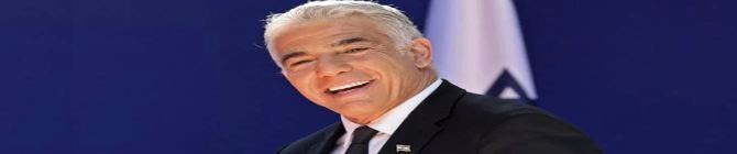 Israel's New Government Will Work To Advance Strategic Relations With India: Foreign Minister Yair Lapid