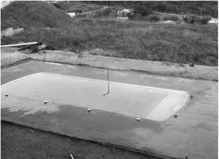 instalação piscina de fibra