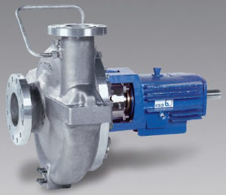 KSB RPH – OH2 process pump to API 610