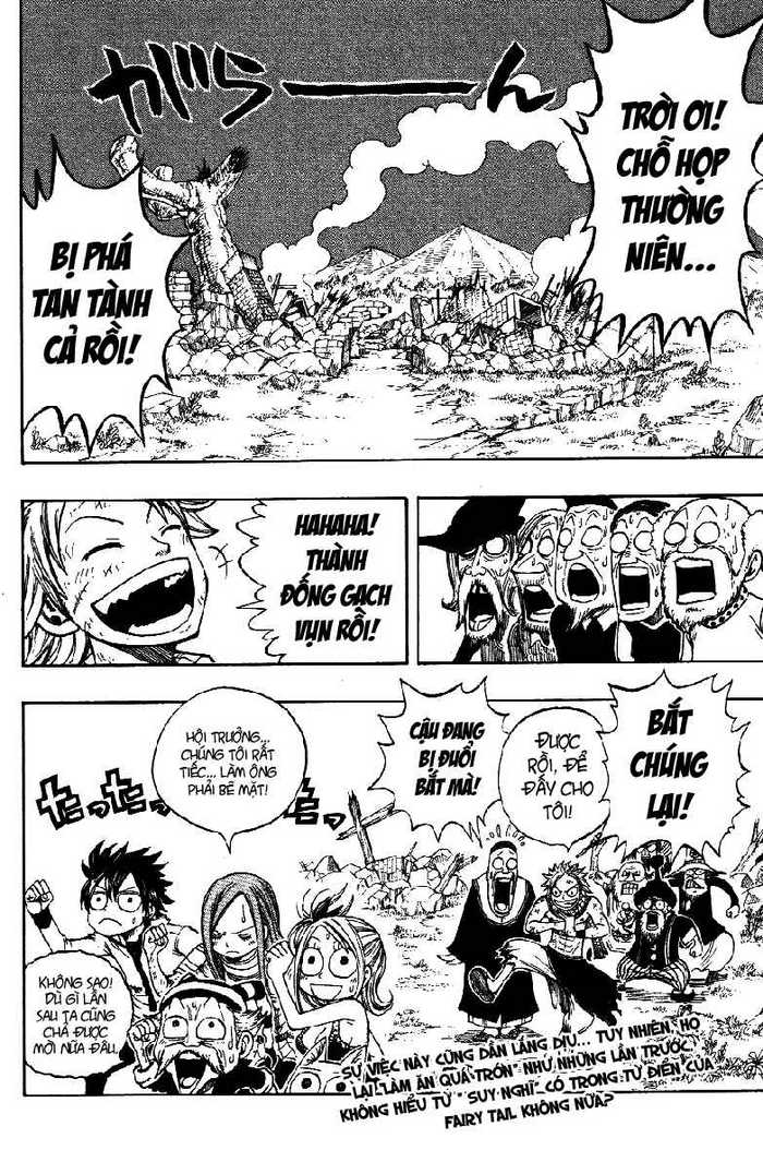 Fairy Tail Chap 21
