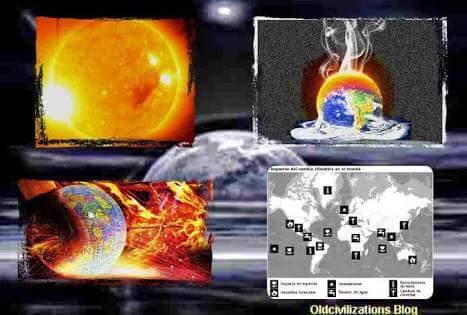 El Calentamiento Global Es Una Realidad Y Está Causando Clima Extremo En La Tierra.