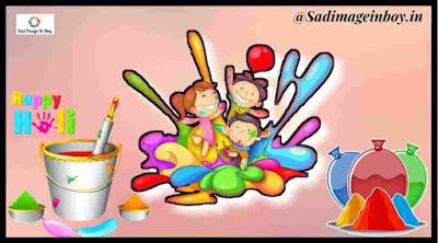 Happy Holi Images | holi greetings gif, holi photoshoot, holi dp