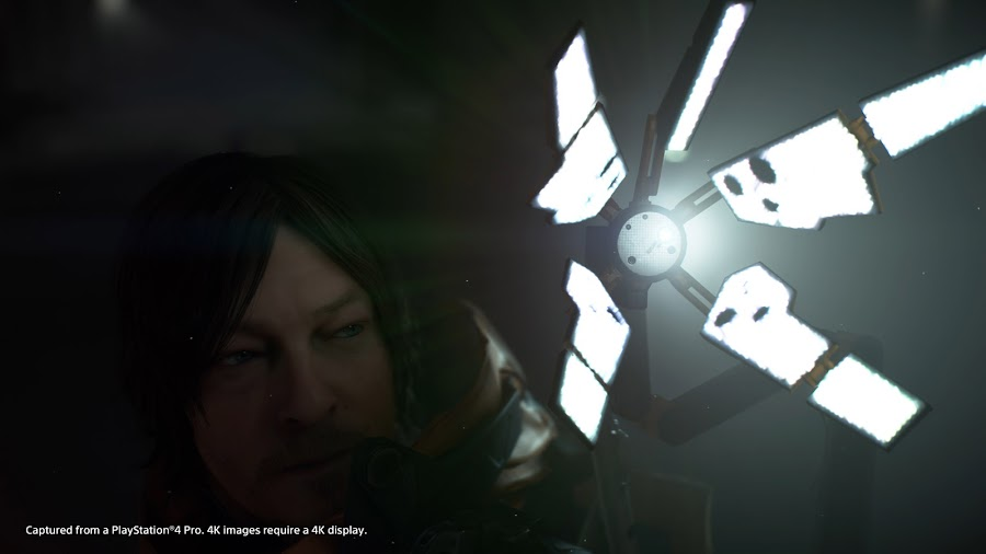 death stranding norman reedus ps4