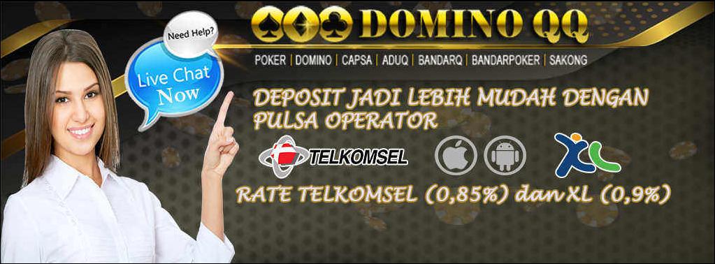 Situs Agen Judi Poker Online Domino QQ