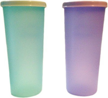 Tupperware Rainbow Tumbler Set, 340ml