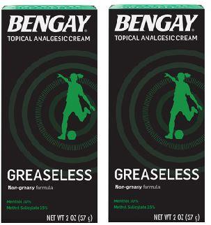 FREE Bengay CVS Coupon Deal - 7/7-7/13