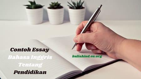 contoh-essay-bahasa-inggris-tentang-pendidikan