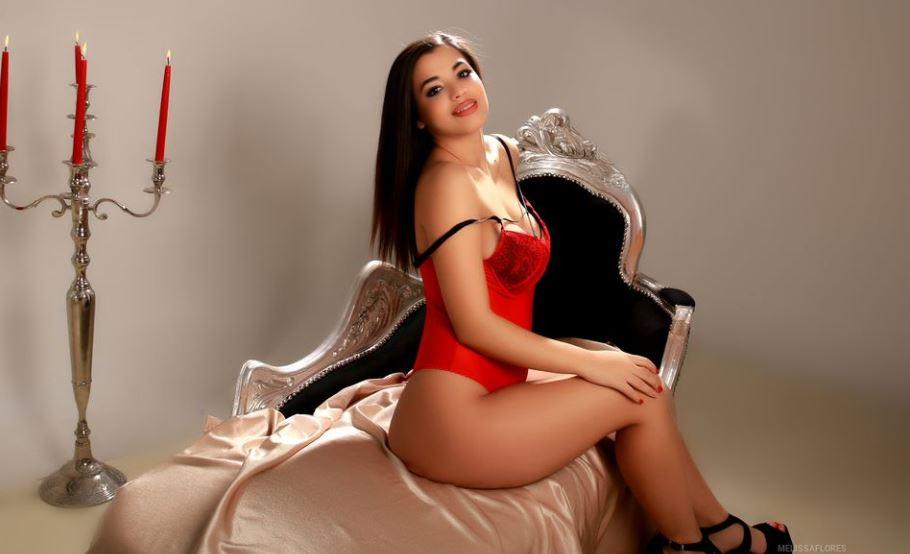 MelissaFlores Model GlamourCams