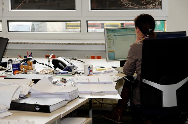 Ética laboral y lugar de trabajo