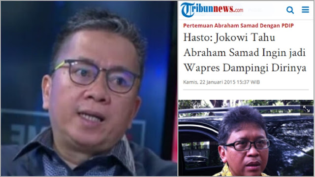 Politisi Demokrat: KPK Rusak Sejak Abraham Samad yang Berambisi Jadi Wapres Jokowi
