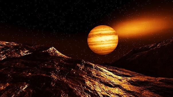 Benarkah Jupiter Bintang Gagal?