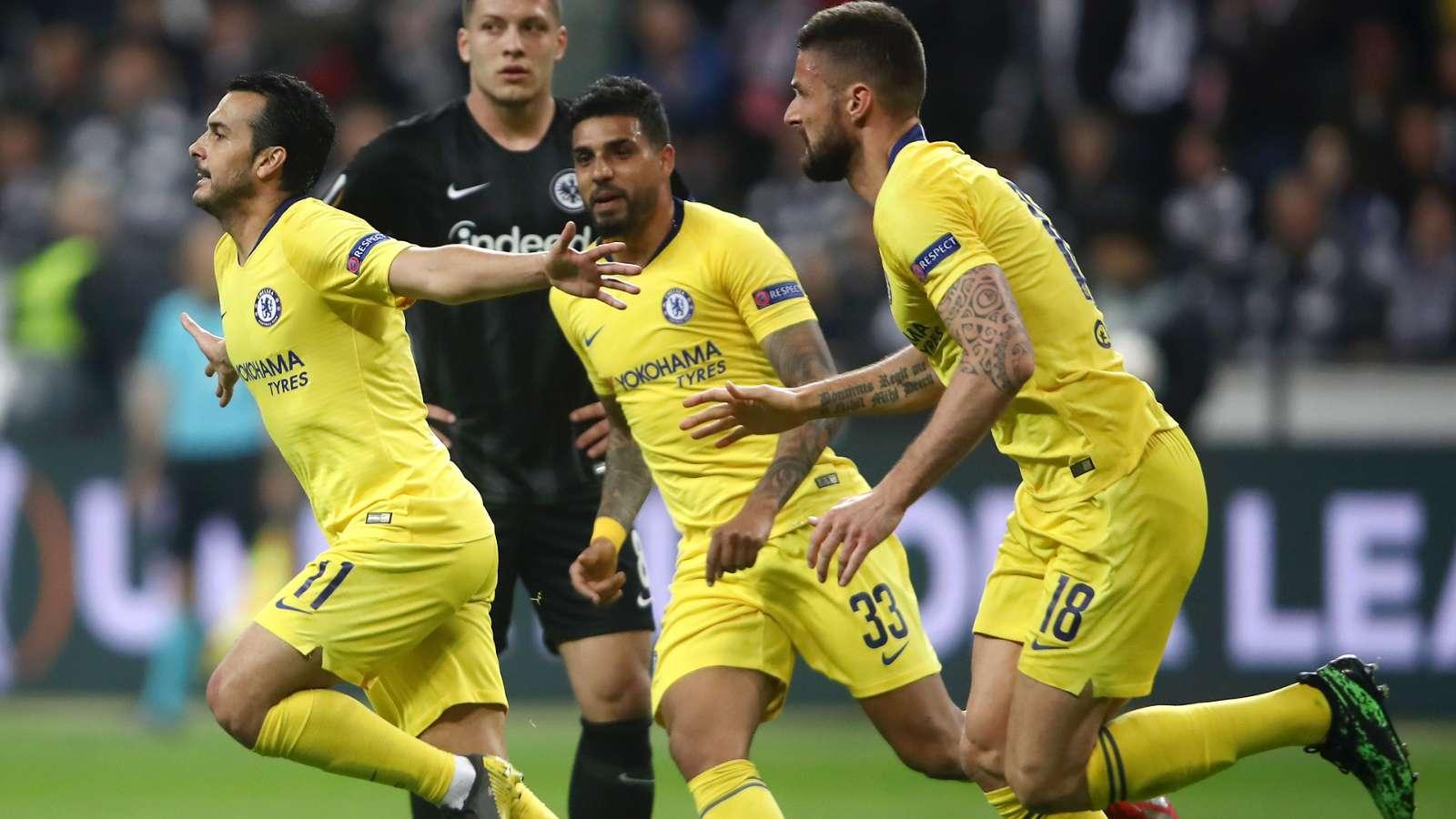 Chelsea Perkasa, Ukir Sejarah Baru Liga Europa Tercipta