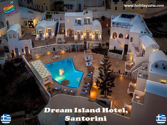 Santorini 3 star hotels