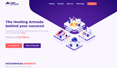 HostArmada Review 2021(Coupon Code for Discount)- Best Web Hosting to Start Your Fast Loading Blog