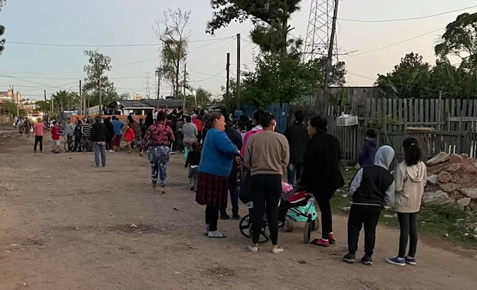 Ação social distribuiu mais de 400 marmitas em Cachoeirinha