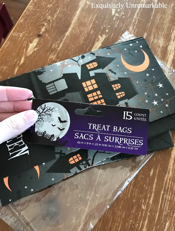 Dollar Tree Treat Bags