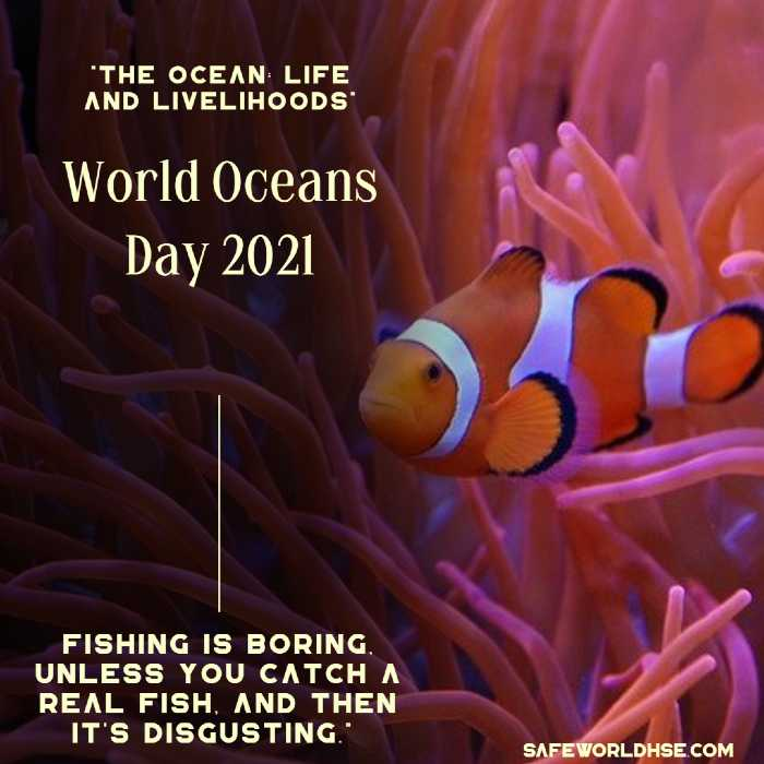 World Ocean Day 2021: Theme, Slogans, Quotes Images, Messages & posters to spread awareness