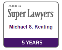 Named Super Lawyer 5 Years