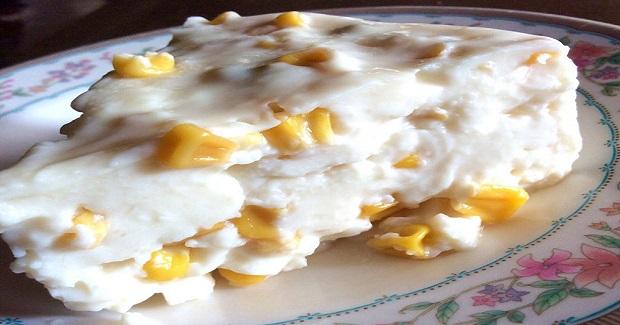 Maja Blanca (Coconut Pudding) Recipe