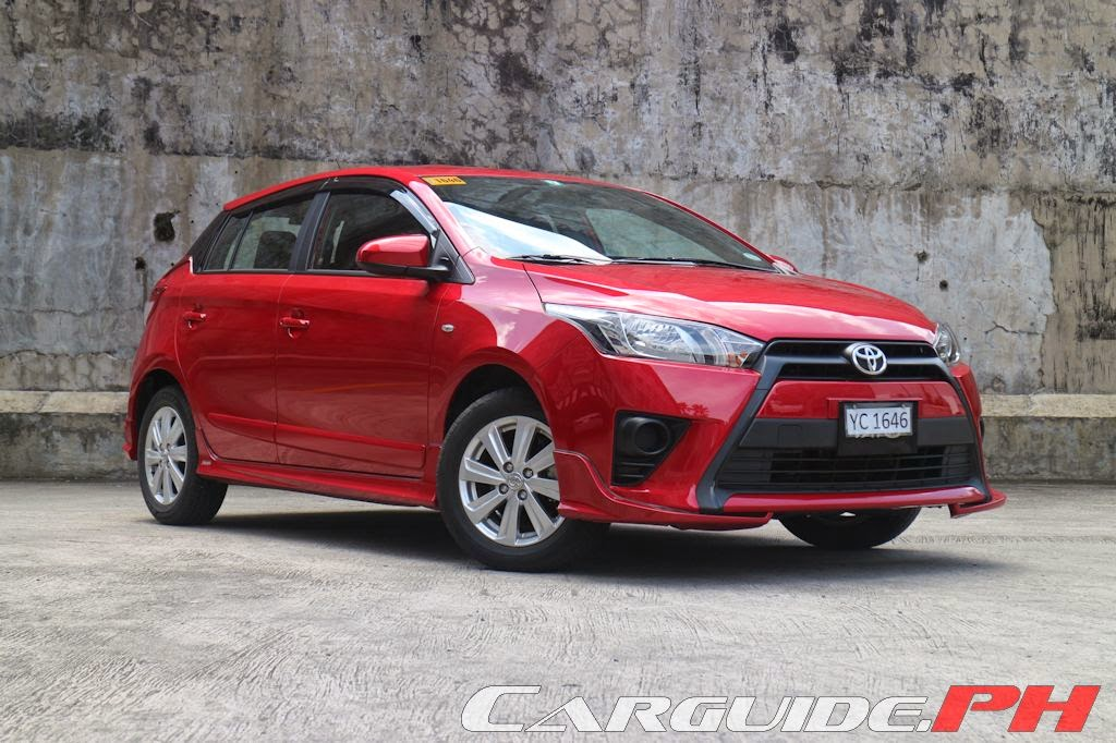 toyota yaris trd philippines grand new avanza 1.3 m/t review 2014 1 3 e philippine car news reviews thus consider me surprised when pulled the wraps off a that cannot be described as cute anymore will its angry look put