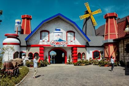 Destinasi Wisata Baru Cimory Dairyland & Resto - Tiket Masuk dan Lokasi