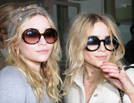 Hairstyle Celebrity Mary Kate And Ashley Hairstyles