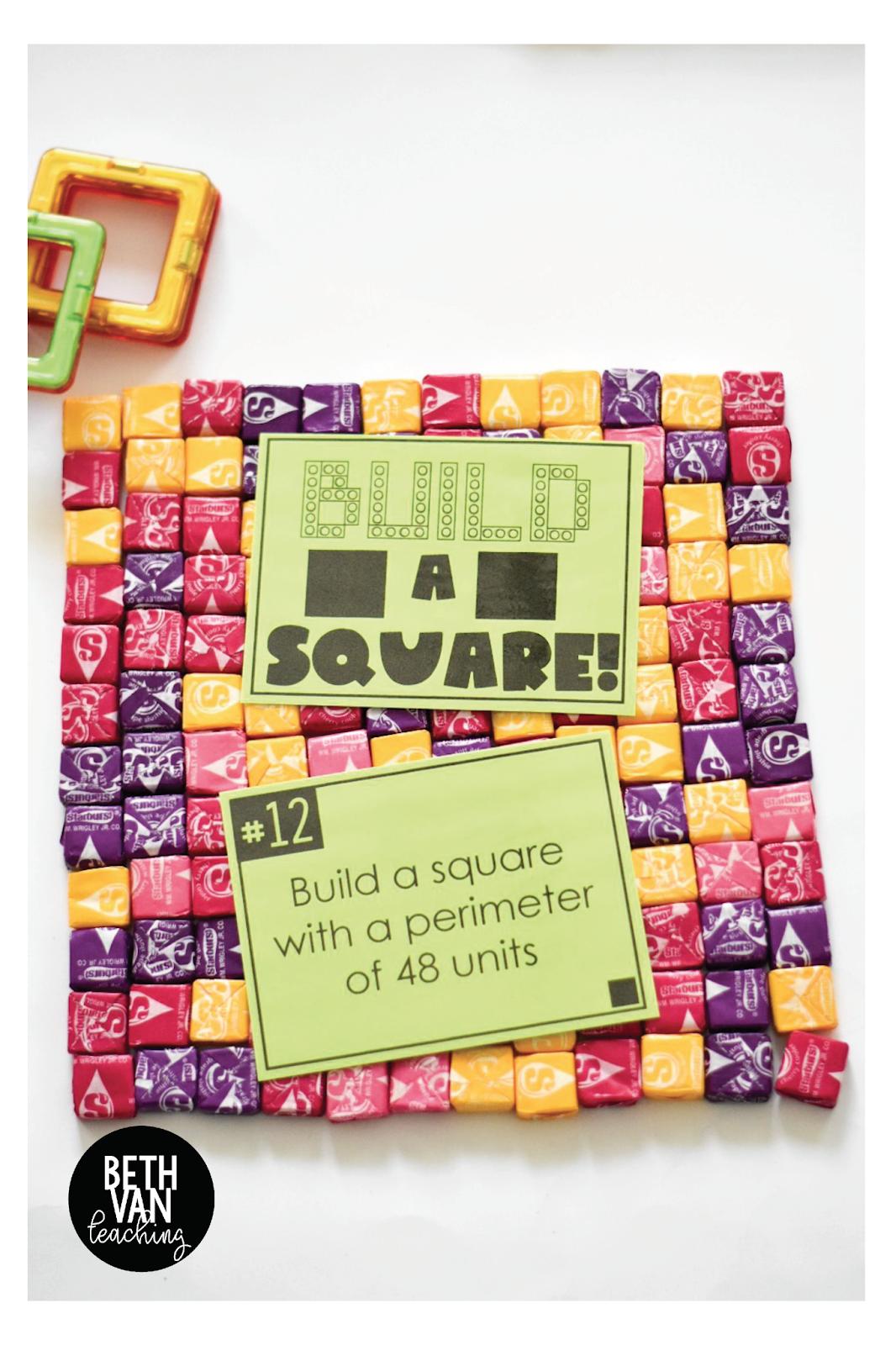 Theteachyteacher Let S Talk Shapes Composite Square