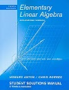 Elementary Linear Algebra (10th edition) by Howard Anton [PDF] free download