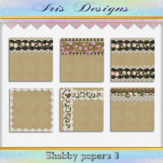 Shabby papers 8