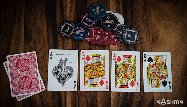 What Poker can Teach us About WebMarketing: eAskme