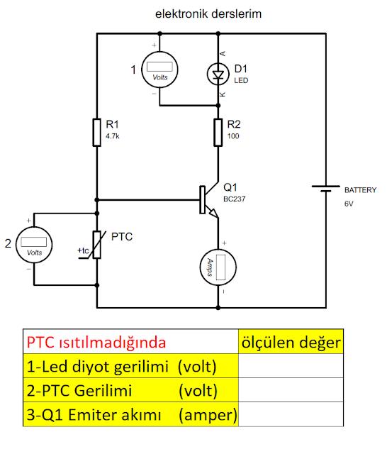 ptc circuit