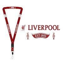 Jual tali lanyard digital printing Liverpool harga murah di Jakarta