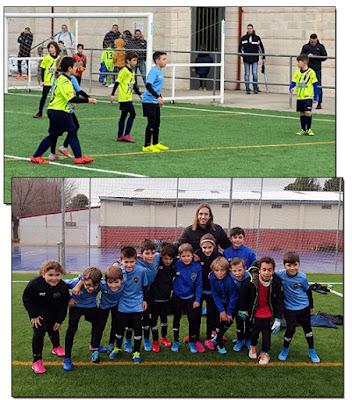 Fútbol Aranjuez Escuela DFA