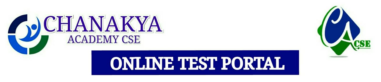 OnLine Test Cafe - CHANAKYA ACADEMY CSE : SBI | IBPS PO/ CLERK | SSC