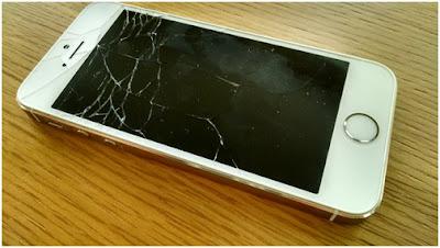 Thay mặt kính iphone 5s quốc tế cũ