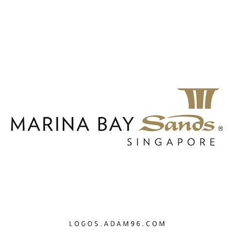 Download Logo Marina Bay Sands Hotel PNG With High Quality