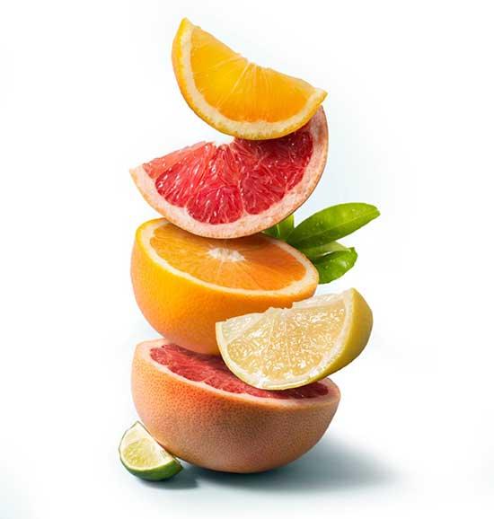 Citrus foods that trigger migraines