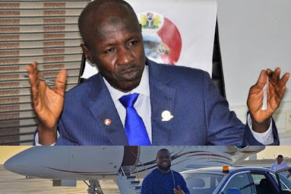 """EFCC is not involved in Hushpuppi's arrest"" - EFCC chairman, Magu"