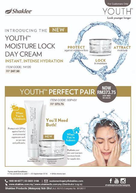 Promosi Youth Perfect Pair
