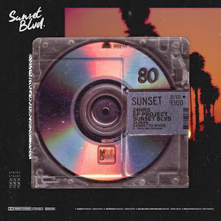 24hrs - Sunset Blvd (EP) (2016) - Album Download, Itunes Cover, Official Cover, Album CD Cover Art, Tracklist