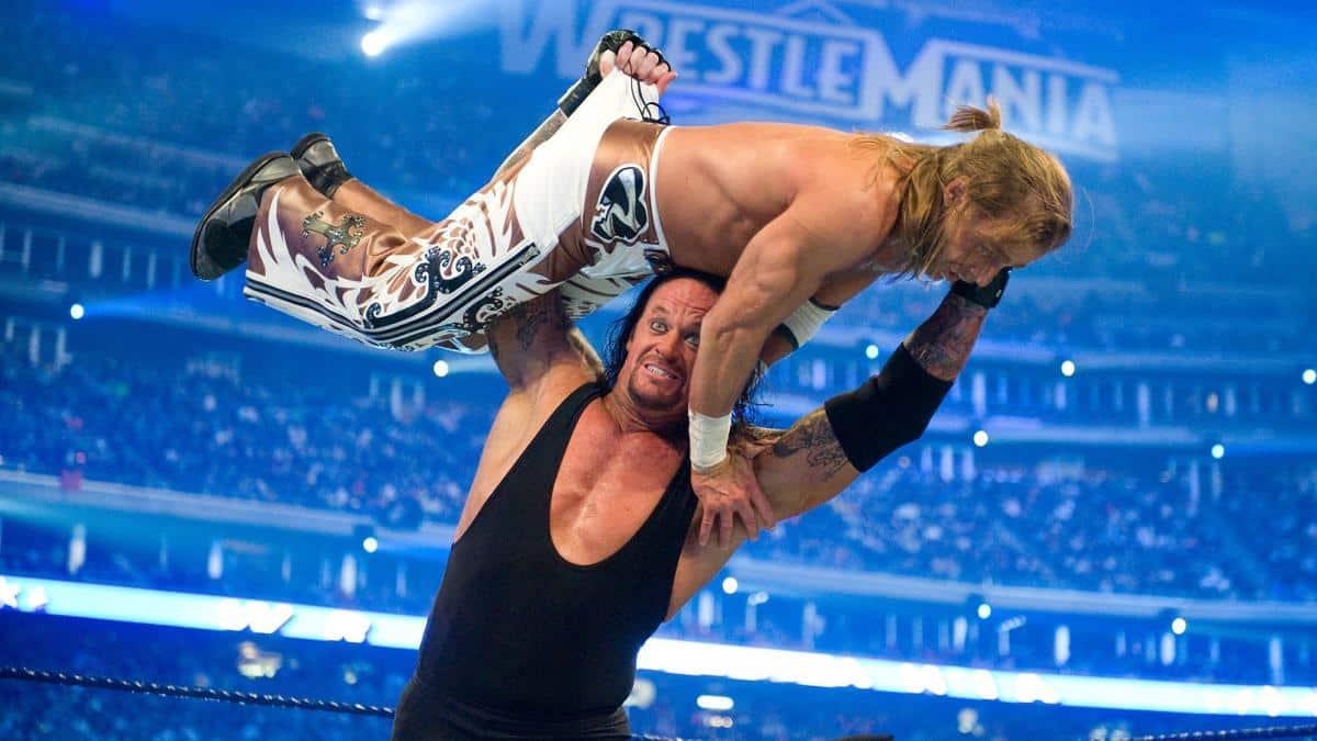 The Undertaker diz que Shawn Michaels é o melhor lutador de todos tempos