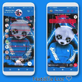 Panda Theme For YOWhatsApp & Fouad WhatsApp By Natalia Luz