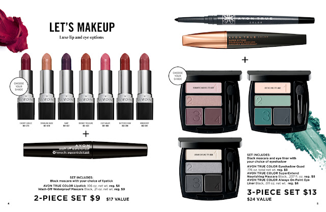avon catalog campaign 19-20 2019 your look your way sale flyer