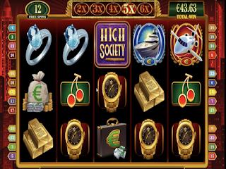 High Society Poker Slot